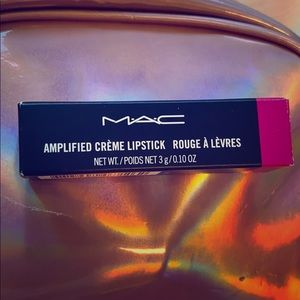MAC Amplified Créme Lipstick 118 Show Orchard